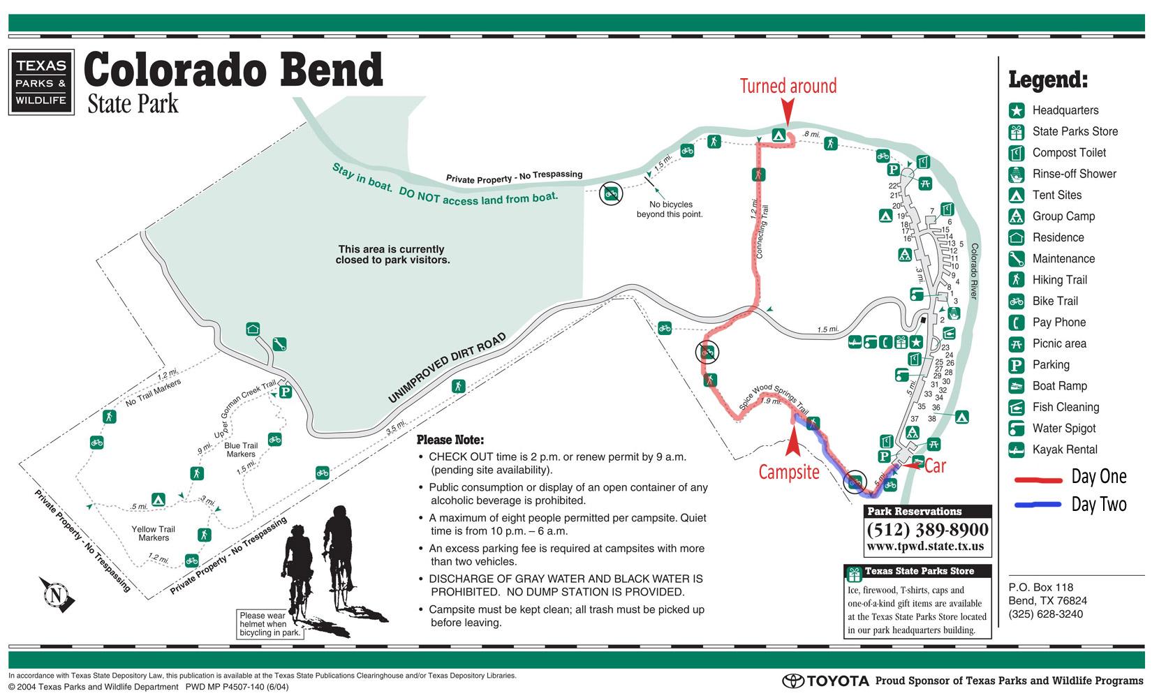 Spice Wood Springs   Colorado Bend State Park | markburmeister.com