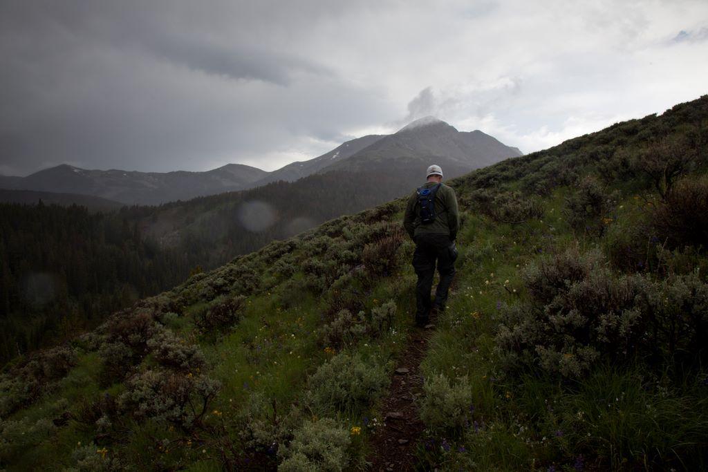 gallatin skyline trail
